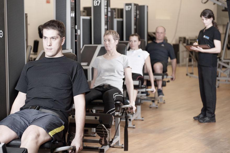 Beneficios del entrenamiento muscular