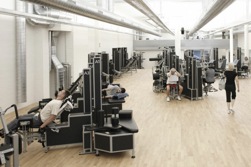 Wunder Training un gimnasio diferente en Barcelona