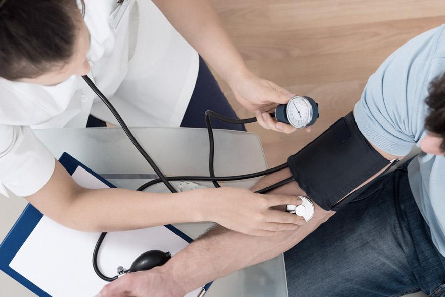 Ejercicio físico para prevenir la hipertensión - bajar tensión arterial