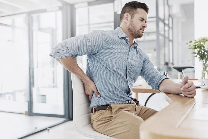 Solucionar dolor de espalda - terapia de espalda
