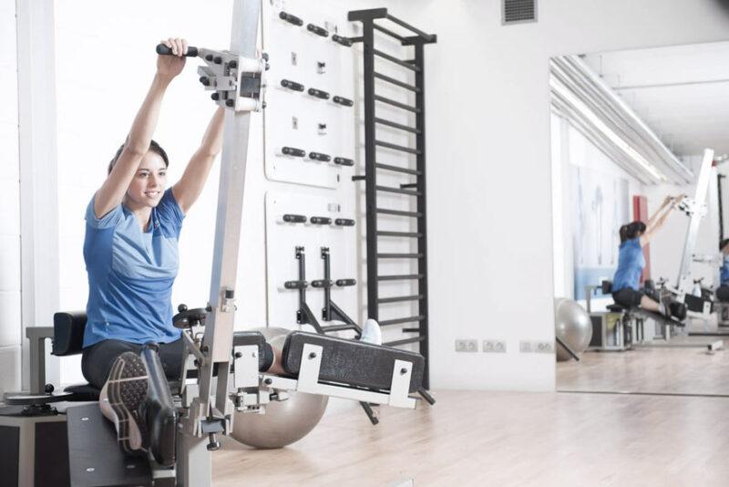 entrenamiento de flexibilidad