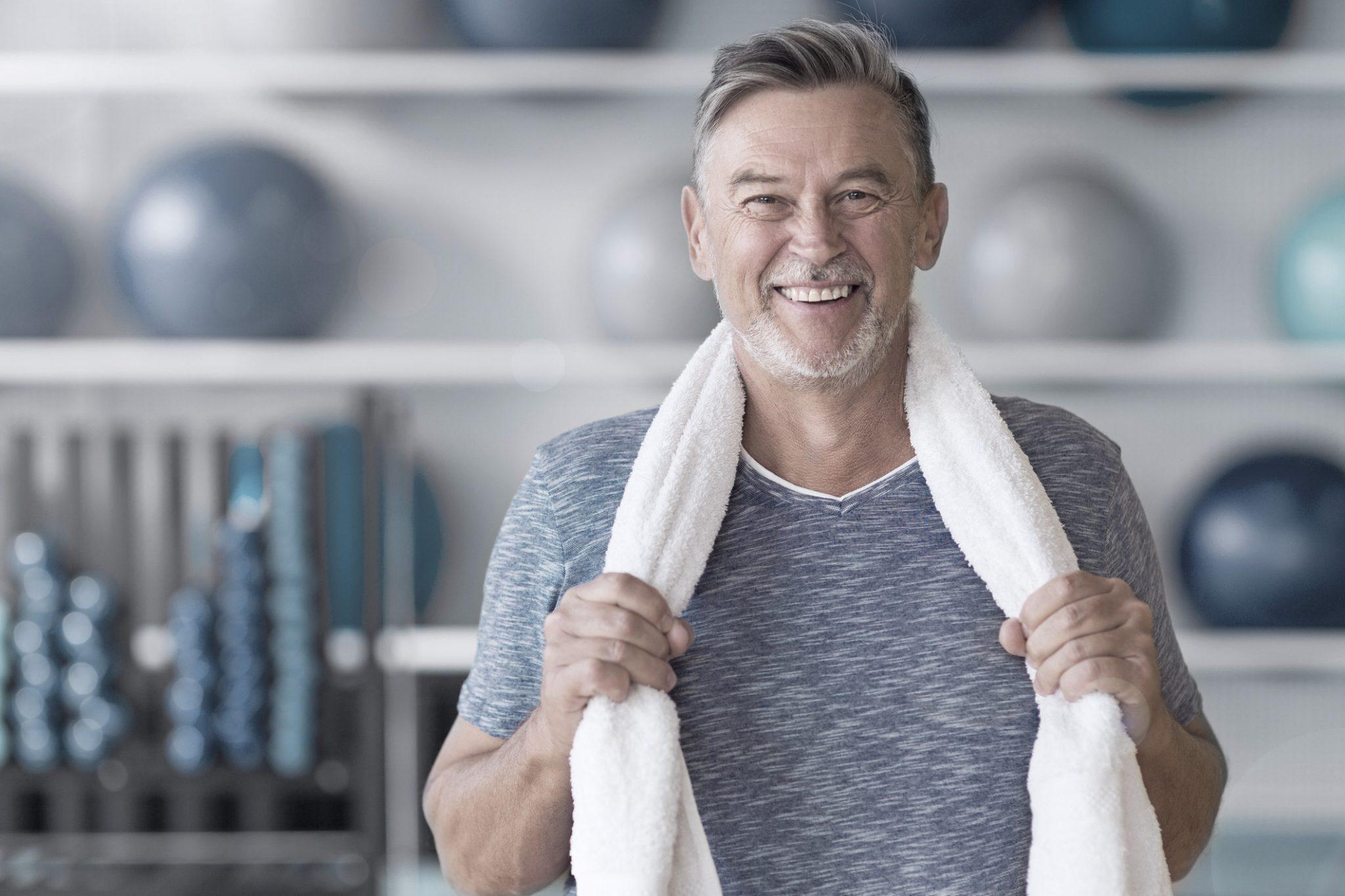 Muévete para prevenir la atrofia muscular