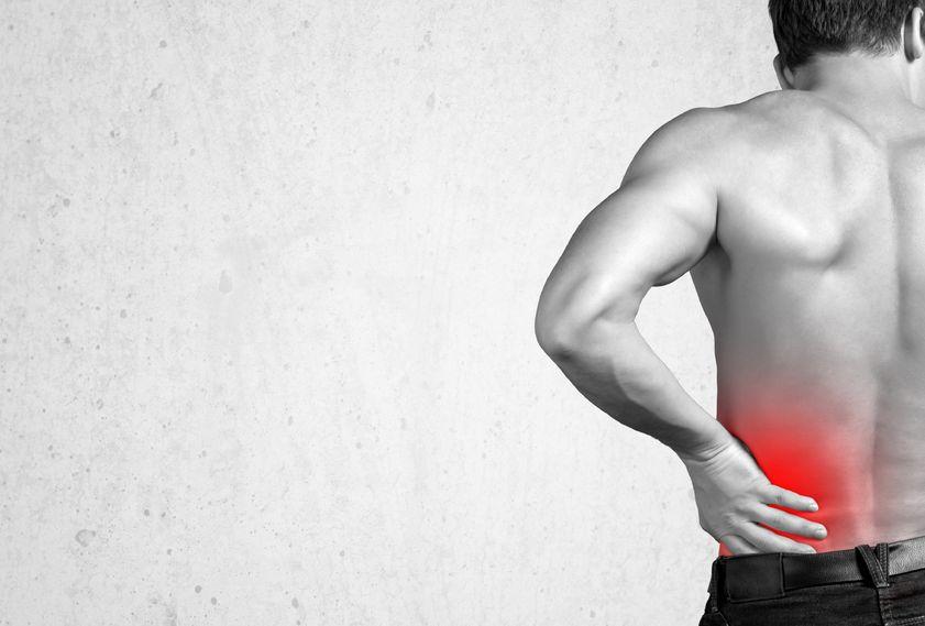 aliviar el dolor crónico de espalda