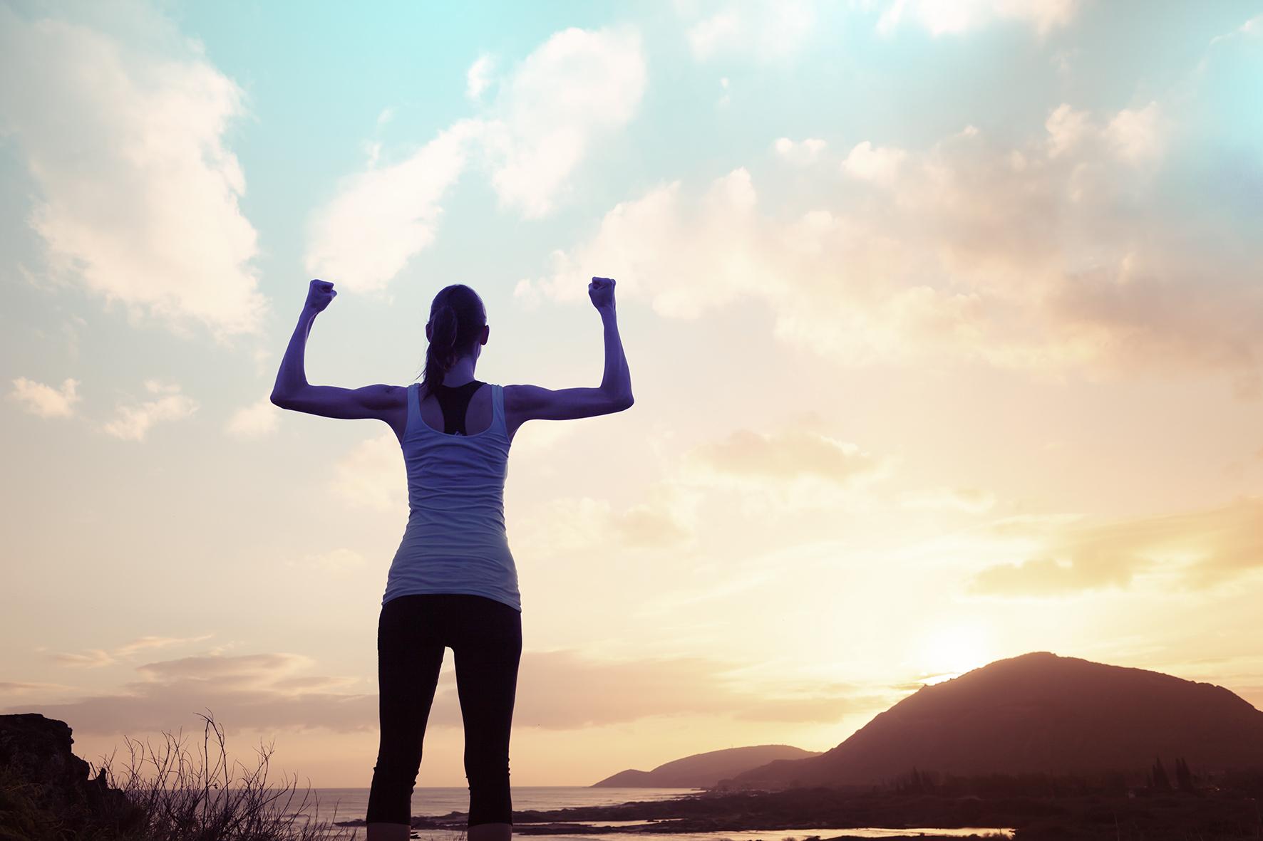 nutrición saludable para entrenamiento muscular