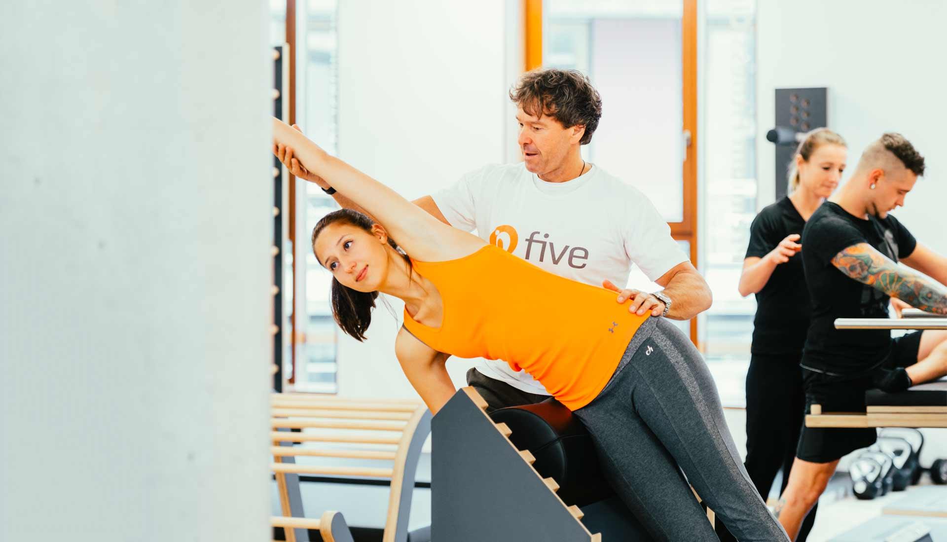 Ejercicios para mejorar la movilidad y la flexibiidad