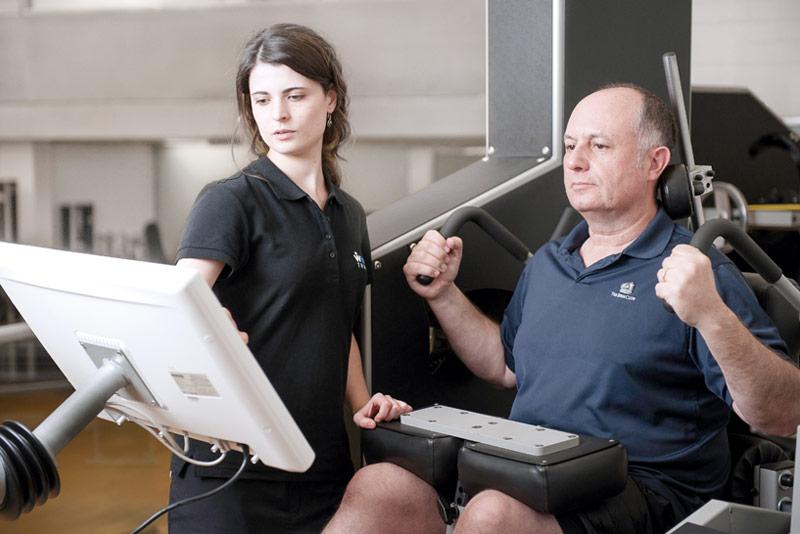 Terapia médica lumbar - evitar dolor lumbar
