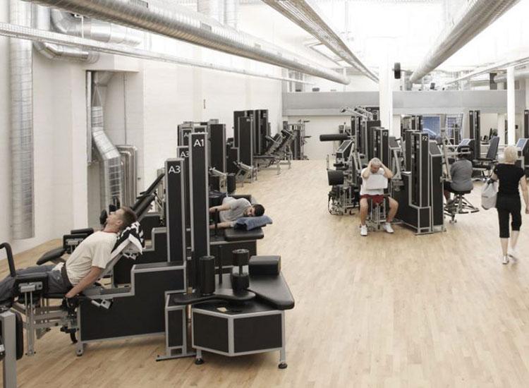 Sobre el gimnasio Wunder Training