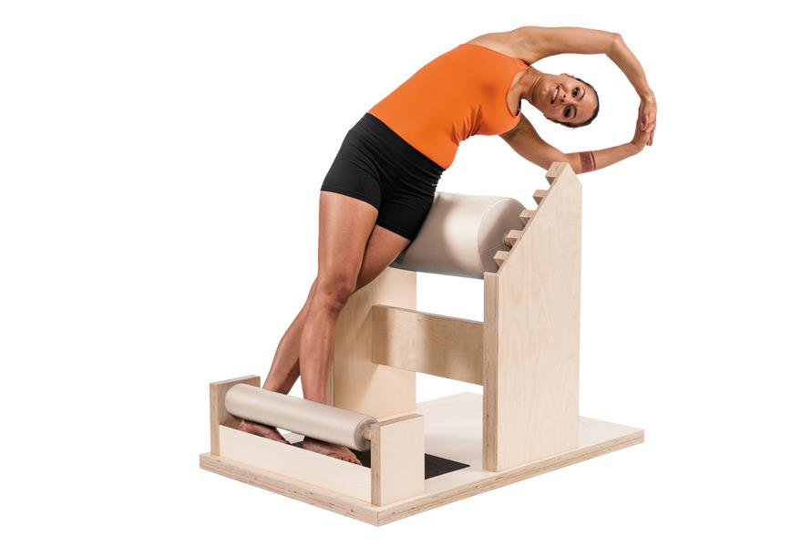Exercicis per a millorar la mobilitat - Five Konzept - Lateral