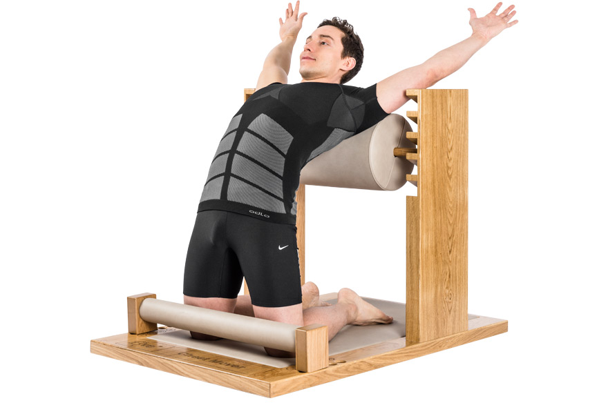 entrenamiento osteoporosis - F2 Abdominales Wunder Training