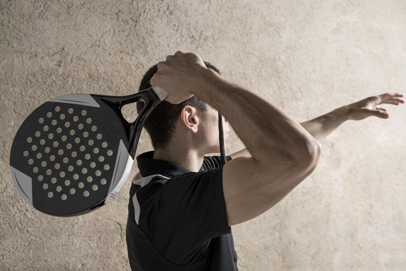 Entrenamiento para pádel en gimnasio Barcelona Wunder Training