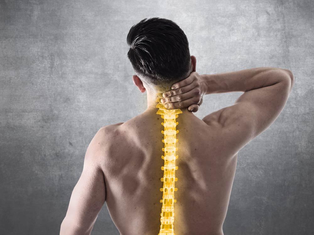 entrenament per enfortir l'esquena