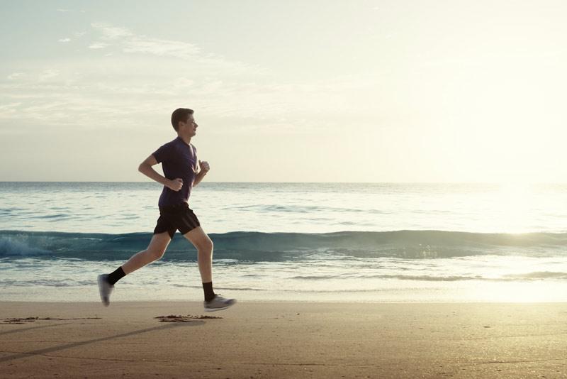 Por qué no debes dejar de entrenar en verano