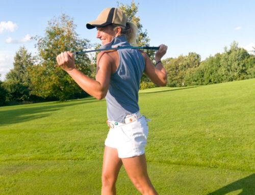 Estiramientos para antes y después de jugar al golf