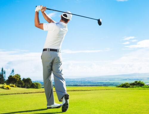 Fortalecimiento muscular en el golf