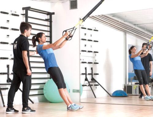 Gimnàs i entrenament per a dones