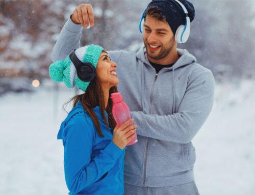 Consells per a entrenar a l'hivern