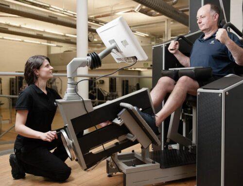 Terapia Médica de fortalecimiento muscular para el dolor de espalda