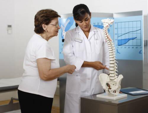 Tratamiento de la osteoporosis en Wunder Training